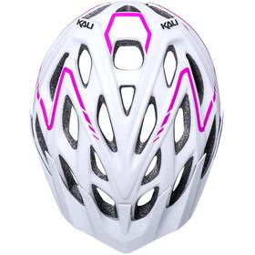 Kali Chakra Plus - Casco de bicicleta - blanco